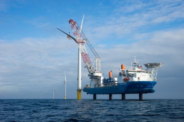 Bouw offshore windpark Northwester 2 van start.